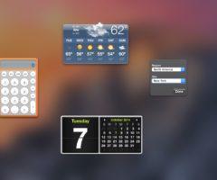 Как убрать Dashboard в Mac OS
