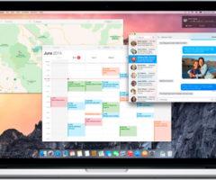 Как свернуть все окна в Mac OS