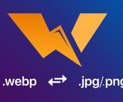 Как преобразовать .webp в jpg, png и т.д.?